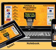 CARTÃO NET – CartaoNet.com – Receba Cartões de Crédito e Débito