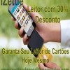 Leitor de Cartões de Crédito da Izettle – 30% de Desconto aos Nossos Leitores
