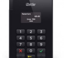 Izettle Chip e Senha – Para Cartões de Débito e Crédito