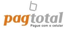 Logo PagTotal - Receber Cartões de Crédito pelo Celular
