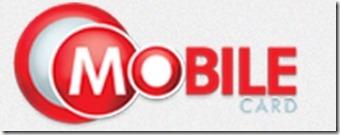Mobile Card (logo) - Aceite Cartões de Crédito Pelo Celular