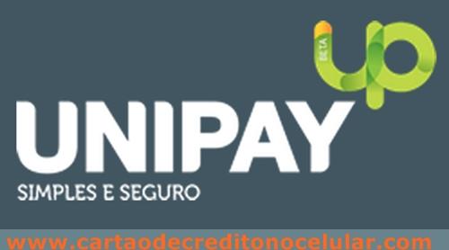 Unipay - Cartão de Crédito no Celular - Logo