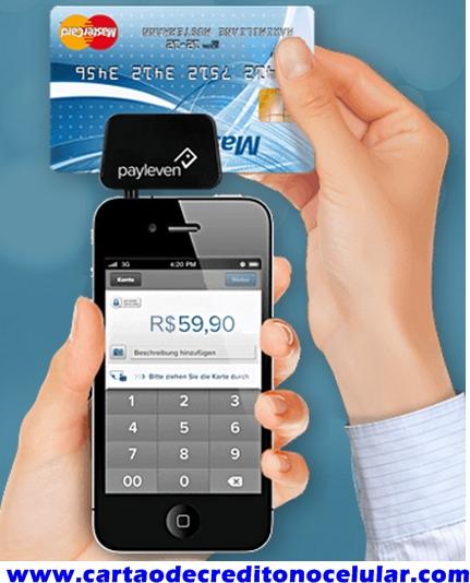 Payleven Cartão de Crédito no Celular e Tablet