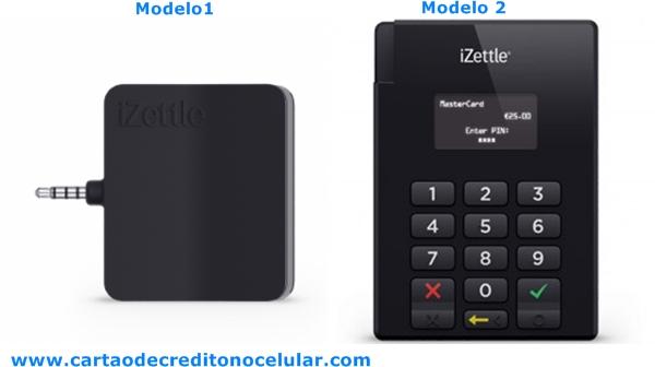 Izettle - leitor de Cartões de Débito e Crédito no Celular e Tablet 2