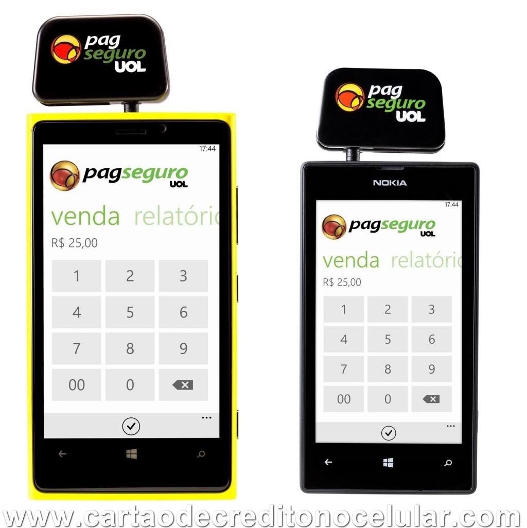 Lumia 920 Lumia 520 PagSeguro Windows Phone Venda Pelo Celular