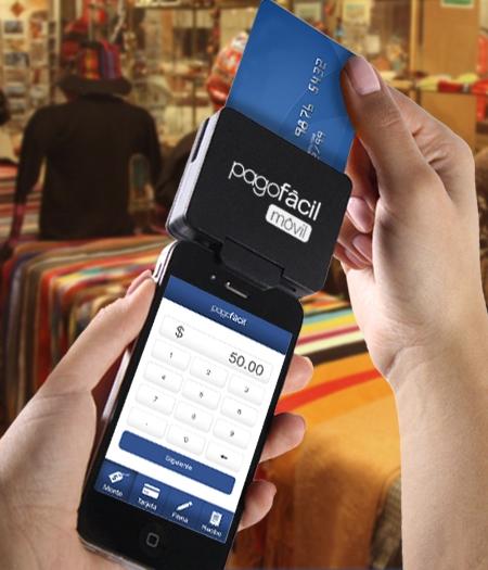 Pago Fácil Logo - Acepta Pagos desde el móvil