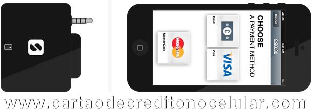 SumUp Leitor de Cartões de Crédito para Celular 2