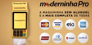 Moderninha Pro Pagseguro