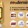 Moderninha Pro Aceita Cartões da Moderninha Wifi