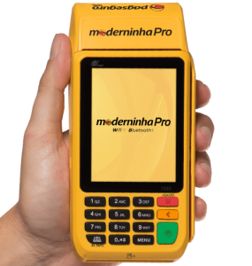 Nova Moderninha Pro Pagseguro